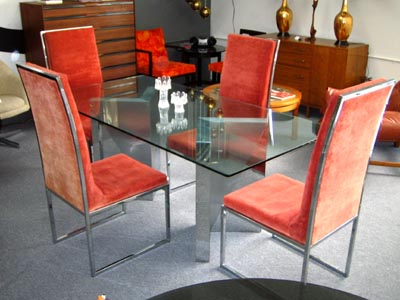 Cardin dining chairs